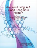 Cover for 'Are You Living in A Good Feng Shui Home?'