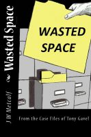 Cover for 'Wasted Space'