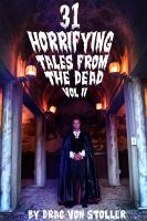 Cover for '31 Horrifying Tales from the Dead Volume 2'