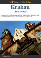 Cover for 'Krakau Städtetour'