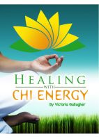 Cover for 'Healing With Chi Energy'