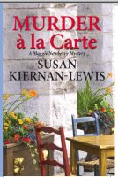 Cover for 'Murder à la Carte'