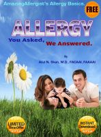 Cover for 'Allergy. You Asked, We Answered'