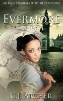 Cover for 'Evermore (Emily Chambers Spirit Medium #3)'