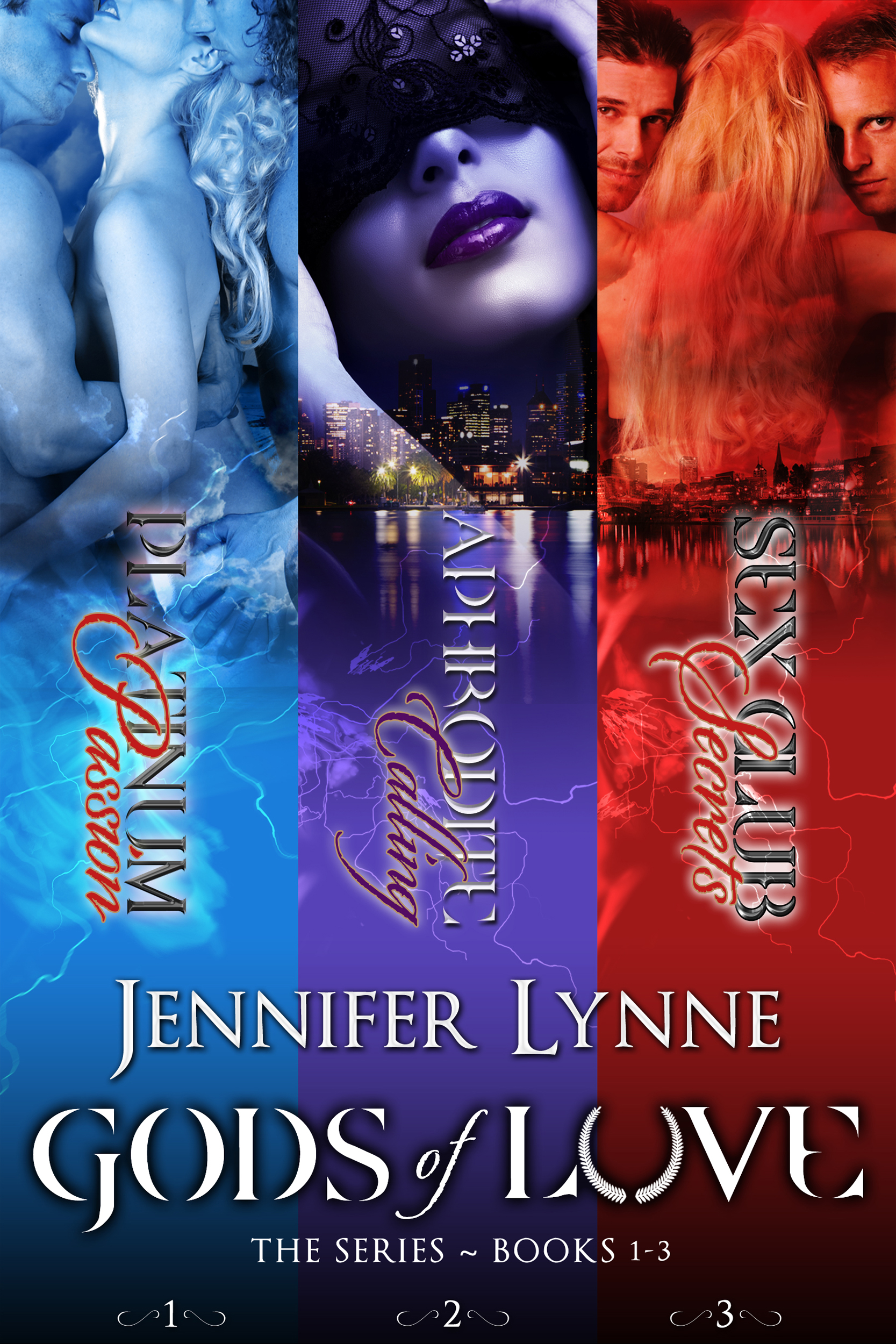Jennifer Lynne - Gods of Love (1-3)