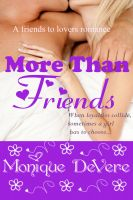 Cover for 'More Than Friends'