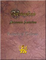 Cover for 'Angeliad 2006 Rebirth of Taliesin'