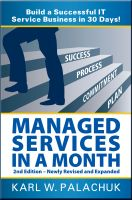 Cover for 'Managed Services in a Month - 2nd ed.'