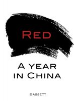 Cover for 'A Year in China'