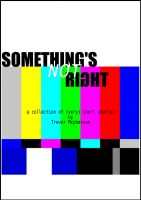 Cover for 'Something's Not Right'