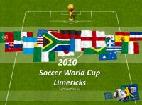 Cover for '2010 Soccer World cup limericks'