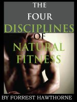 Cover for 'The Four Disciplines of Natural Fitness'