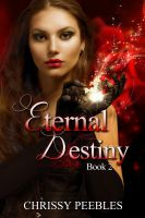 Cover for 'Eternal Destiny (Book 2 of The Ruby Ring Saga)'