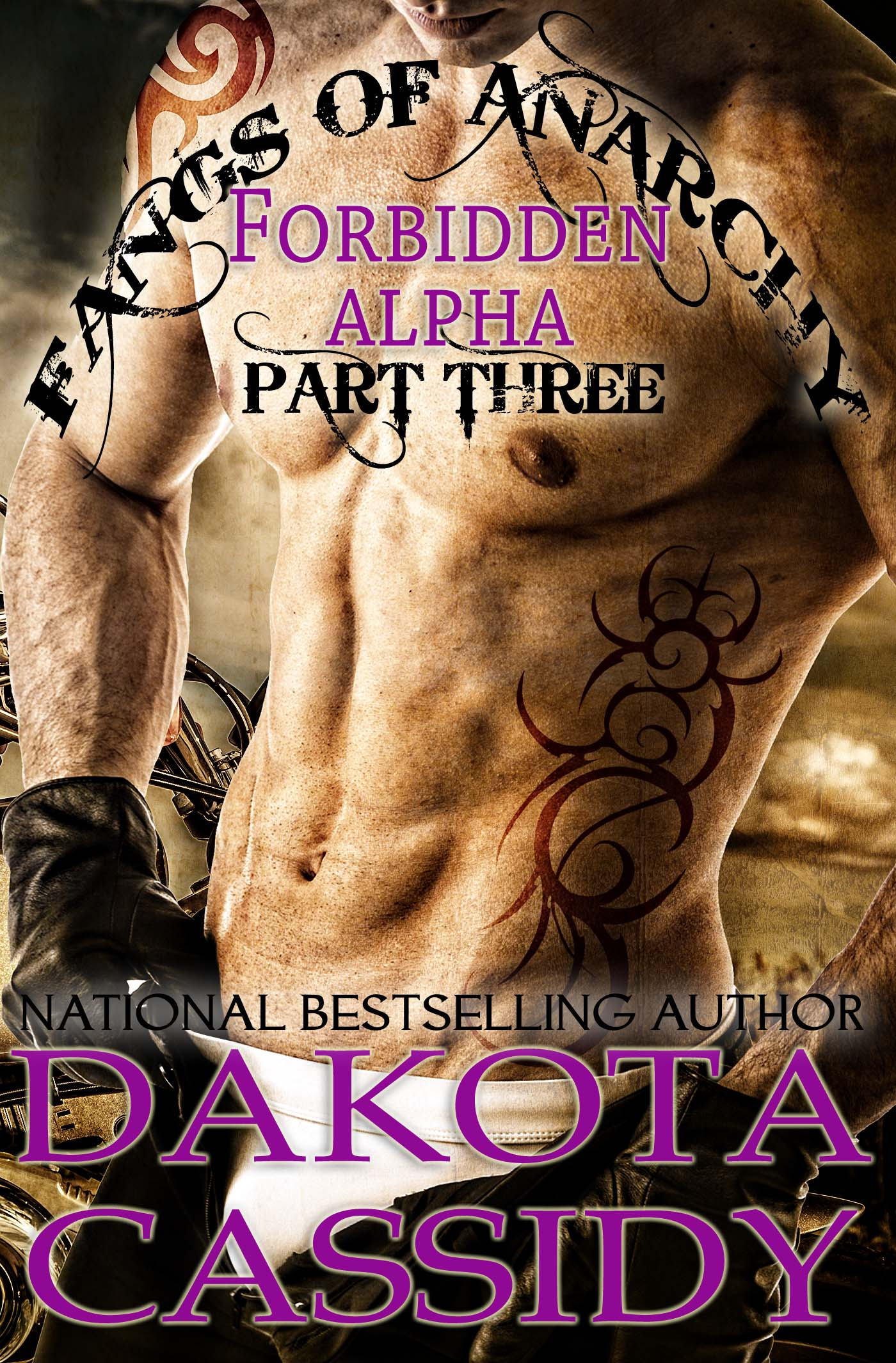 Dakota Cassidy - Fangs of Anarchy - Forbidden Alpha (Part 3) Were in the World is Gannon Dodd?