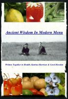 Cover for 'Ancient Wisdom In Modern Menu'