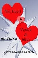 Cover for 'The Devil & Venus di Milo'