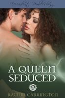 Cover for 'A Queen Seduced'