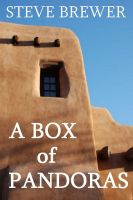 Cover for 'A Box of Pandoras'