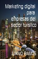 Cover for 'Marketing digital para empresas del sector turístico'
