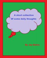 Cover for 'A Short Collection of Daily Thoughts'