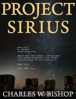 Cover for 'Project Sirius'