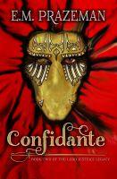 Cover for 'Confidante'