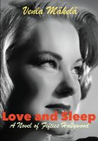 Cover for 'Love and Sleep'