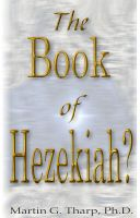 Cover for 'The Book of Hezekiah?'