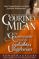 Courtney Milan - Die Gouvernante und ihr geliebtes Ungeheuer (Sonderausgabe)