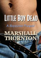 Cover for 'Little Boy Dead'