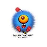 Cover for 'Zimba Zoot Goes Home'