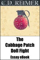 Cover for 'The Cabbage Patch Doll Fight: A Christmas Shopping Tale (Essay)'