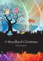 Cover for 'A Woodland Christmas'