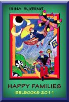 Cover for 'Happy Families'