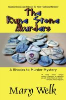 Cover for 'The Rune Stone Murders'