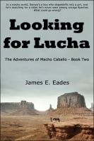 Cover for 'Looking for Lucha'