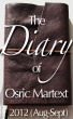 2012 (Aug-Sept) - The Diary of Osric Martext by Osric Martext