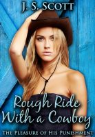 Cover for 'Rough Ride With A Cowboy (The Pleasure Of His Punishment)'