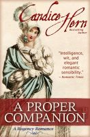 Cover for 'A Proper Companion (A Regency Romance)'