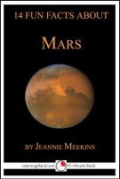 Cover for '14 Fun Facts About Mars: A 15-Minute Book'
