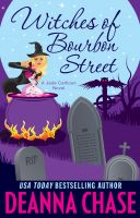 Cover for 'Witches of Bourbon Street'