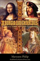 Cover for 'A Borgia Daughter Dies'