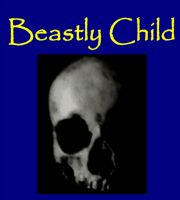 Cover for 'Beastly Child'