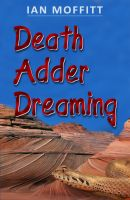 Cover for 'Death Adder Dreaming'