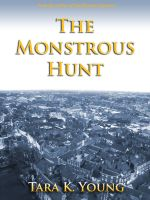 Cover for 'The Monstrous Hunt'