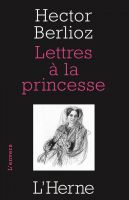 Cover for 'Lettres à la princesse'