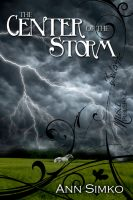 Cover for 'The Center of the Storm'
