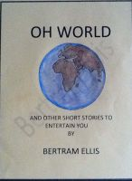Cover for 'Oh World.'