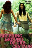 Cover for 'Breeding Ground of the Centaur'