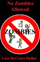 Cover for 'No Zombies Allowed'